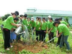 Bài 1, 2, 3, 4 trang 108 SBT Sinh 9: Tại sao con người cần phải bảo vệ và cải tạo môi trườne tự nhiên ? Các biện pháp hạn chế ô nhiễm môi trường là gì