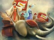 Giải bài ôn tập chương 3 SBT Sử lớp 6: Mùa xuân năm 544, Lý Bí lên ngôi Hoàng đế, đặt tên nước là gì?