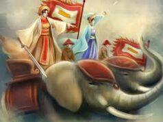 Bài 14. Nước Âu Lạc – SBT Sử lớp 6: Quân Tần tấn công nước Văn Lang vào thời gian nào?
