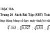 Bài 88, 89, 90, 91 trang 20 SBT Toán 9 tập 1: Chứng minh các bất đẳng thức sau.