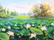 Soạn bài Cảnh ngày hè – Nguyễn Trãi Văn 10: Hai câu thơ cuối cho thấy tấm lòng của Nguyễn Trãi đối với người dân thế nào?