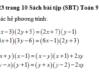 Bài 22, 23, 24 trang 10 SBT Toán 9 tập 2: Giải các hệ phương trình sau bằng cách đặt ẩn số phụ