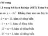 Bài IV.1, IV.2, IV.3 trang 64 SBT Toán 9 tập 2: Muốn tìm hai số khi biết tổng của chúng bằng S, tích của chúng bằng P thì ta giải phương trình nào sau đây?