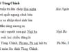 Chính tả – Tuần 23 trang 27 VBT Tiếng Việt 5 tập 2: Gạch dưới các tên riêng viết sai trong đoạn thơ sau. Viết lại cho đúng các tên riêng đó