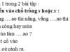 Chính tả – Tuần 33 trang 63 VBT Tiếng Việt 2 tập 2: Điền vào chỗ trống iê hoặc i: Thủy Tiên rất hợp với tên của em. Em thật xinh xắn với nụ cười chúm chím, tiếng nói dịu dàng, dễ thương