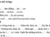 Chính tả – Tuần 32 trang 61 Vở bài tập Tiếng Việt 2 tập 2: Tìm các từ ngữ chứa tiếng  a) Chỉ khác nhau ở âm đầu l hoặc n  M : bơi lặn – nặn tượng, chiếc lá – cái ná, lớp học – nơm nớp, lương bổng – nương rẫy, lắc đầu – nắc nẻ