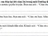 Tập làm văn – Tuần 21 trang 12 Vở bài tập Tiếng Việt 2 tập 2: Viết 2 – 3 câu về một loài chim em thích: Nhà em có nuôi một con chim sáo. Nó có bộ lông sẫm màu ánh kim trông rất đẹp