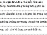 Tiết 3 – Tuần 35 trang 72 Vở bài tập Tiếng Việt 2 tập 2: Điền dấu chấm hỏi hoặc dấu chấm phẩy vào mỗi □ trong truyện vui sau