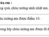 Tiết 4 – Tuần 35 trang 73 VBT Tiếng Việt 2 tập 2: Đặt câu hỏi có cụm từ như thế nào cho mỗi câu sau đây: Gấu đi lặc lè