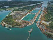 Bài 38. Thực hành: Viết báo cáo ngắn về kênh đào Xuy-ê và kênh dào Pa-na-ma SBT Địa lớp 10: Hãy viết một báo cáo ngắn (khoảng 10 dòng) về kênh đào Xuy-ê theo gợi ý.