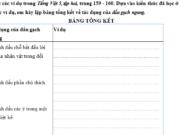 Luyện từ và câu – Ôn tập về dấu câu (Dấu gạch ngang) trang 101, 102 VBT Tiếng Việt 5 tập 2: Dấu gạch ngang thứ hai trong mỗi cặp câu sau đây dùng để làm gì