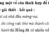 Luyện từ và câu – Nối các vế câu ghép bằng quan hệ từ trang 22, 23 VBT Tiếng Việt 5 tập 2: Điền quan hệ từ thích hợp vào mỗi chỗ trống để tạo ra những câu ghép chỉ điều kiện – kết quả hoặc giả thiết – kết quả