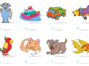 Bài tập – Unit 17 What toys do you like Sách BT Tiếng anh lớp 3 thí điểm: Write about your pets and toys: I have a dog, it is white