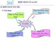 Bài 7.31, 7.32, 7.33, 7.34, 7.35, 7.36, 7.37, 7.38, 7.39 trang 76,77 SBT Hóa học 12: Phân biệt Fe và FeO bằng phương pháp hoá học?