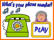 Vocabulary – Từ vựng – Unit 18- What's Your Phone Number? SGK Tiếng Anh 4 mới