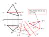 Giải đề toán 1 trang 41 SBT Hình học 11: Viết phương trình đường thẳng d1là ảnh của d qua phép dời hình ?