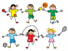 Vocabulary – Từ vựng – Unit 10 – When Will Sports Day Be? SGK Tiếng Anh 5 mới