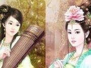 Soạn bài Chị em Thúy Kiều – Bài 6 trang 81 Văn 9: Những hình tượng nghệ thuật nào mang tính ước lệ khi gợi tả vẻ đẹp của Thuý Vân ?