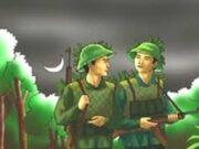 Soạn bài Đồng chí – Bài 10 trang 128 Văn 9: Sáu dòng dầu bài thơ đã nói về cơ sở hình thành tình đồng chí của những người lính cách mạng. Cơ sở ấy là gì