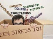 Vocabulary – Phần từ vựng – Unit 3 Teen Stress And Pressure tiếng Anh 9 thí điểm
