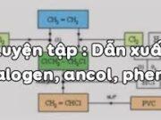 Bài 8.32, 8.33, 8.34, 8.35 trang 63 SBT hóa học 11: Xác định công thức phân tử, công thức cấu tạo và tên của ancol A.