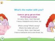 Vocabulary – Từ vựng – Unit 11 – What's The Matter With You? SGK Anh 5 mới