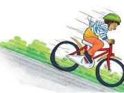 Vocabulary – Từ vựng – Unit 12 –  Don't Ride Your Bike Too Fast! SGK môn Anh 5 mới