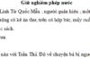 Tập làm văn – Tập viết đoạn hội thoại trang 46 VBT Tiếng Việt 5 tập 2: Nhân vật : Trần Thủ Độ ; Linh Từ Quốc Mẫu ; người quân hiệu ; một vài người lính và gia nô