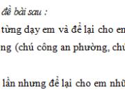 Tập làm văn – Ôn tập về tả người trang 94, 95 VBT Tiếng Việt lớp 5 tập 2: Tả một người ở nơi em sinh sống (chú công an phường, chú dân phòng, bác tổ trưởng dân phố, bà cụ bán hàng,…)