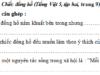Tiết 2 – Ôn tập giữa học kì 2 trang 59 VBT Tiếng Việt 5 tập 2: Nếu mỗi bộ phận trong chiếc đồng hồ đều muốn làm theo ý thích của riêng mình thì