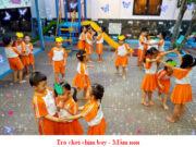 Trò chơi chim bay : Luyện thính giác và khả năng phản xạ tốt cho trẻ