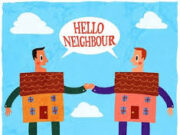 Vocabulary – Phần từ vựng – Unit 7 My Neighborhood – Láng Giềng Của TôiSGK Tiếng Anh 8