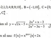 """Đề thi giữa học kì 1 lớp 10 môn Toán – THPT Nguyễn Công Trứ 2019: Cho mệnh đề sau: """"Tất cả các số nguyên tố đều là số lẻ""""  Mệnh đề này đúng hay sai? Hãy viết mệnh đề phủ định của mệnh đề đó"""