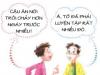 Làm sao để sử dụng ngôn từ một cách trôi chảy?