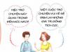 Trò chuyện với người khác: Làm thế nào chúng ta có thể mạnh dạn và tự tin?