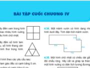Giải Bài tập cuối chương 4 Một số hình phẳng trong thực tiễn trang 97 Toán lớp 6 KNTT