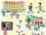 Luyện từ và câu – Tuần 1 trang 3 Vở bài tập Tiếng Việt 2 tập 1: Nhìn tranh, điền số thứ tự tên gọi của mỗi người, mỗi vật, mỗi việc cho đúng