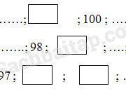 Bài 1, 2, 3, 4, 5 trang 83, 84 Vở BT Toán 4 tập 2: Khoanh tròn vào chữ trước câu trả lời đúng – Số 70 508 có thể viết thành: 70000 + 500 +8