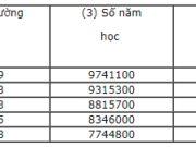 Tiết 3 – Ôn tập cuối năm trang 105, 106 Vở bài tập (SBT) Tiếng Việt 5 tập 2: Qua bảng thống kê, em rút ra những nhận xét gì ? Đánh dấu X vào □ trước ý trả lời đúng