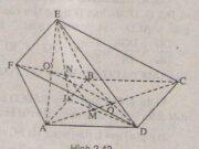 Bài 1, 2, 3 trang 63 SGK Hình học 11: Đường thẳng và mặt phẳng song song