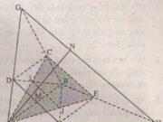 Bài 1, 2, 3 trang 77 SGK Hình học 11: Đường thẳng và mặt phẳng trong không gian quan hệ song song