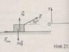 Bài 21.5, 21.6, 21.7 trang 49 Sách BT Lý 10: Nếu hộ số ma sát trượt giữa vật và mặt phẳng nghiêng là 0,27 thì trong giây đầu tiên vật trượt được một đoạn đường bằng bao nhiêu ?