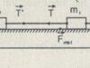Bài C1, C2, 1, 2, 3, 4 trang 107, 108, 109 Vật Lý 10 Nâng Cao – Gia tốc của hai vật là a. Lực căng dây bằng bao nhiêu ?