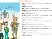Getting started – Unit 12 – SGK Anh lớp 6 thí điểm: Work in groups. A student mimes one of the activities in 2 and the others try to guess. Then swap.