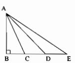 Bài 11, 12, 13, 14 trang 38 SBT Toán lớp 7 tập 2: Cho hình vẽ, hãy chứng minh rằng MN < BC