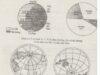 Bài 1,2 trang 38,39, 40,41 SBT Địa lớp 6: Người ta gọi nửa cầu nào là nửa cầu lục địa và nửa cầu nào là nửa cầu đại dương?