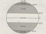Bài 1,2 trang 68, 69,70 SBT Địa lớp 6: Đới nóng được giới hạn bởi những vĩ tuyến nào?