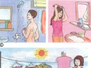 Bài 8. Vệ sinh ở tuổi dậy thì – khoa học 5: Nên làm gì và không nên làm gì để bảo vệ sức khoẻ về thể chất và tinh thần ở tuổi dậy thì ?