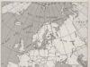 Bài 59. Khu vực Đông Âu – SBT Địa lớp 7: Ghi tên các nước ở Đông Âu lên lược đồ