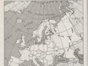 Bài 60 Liên minh Châu Âu SBT Địa lớp 7 trang 132,133: Ghi tên các quốc gia thành viên trong Liên minh châu Âu lên lược đồ